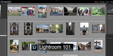 Beginning Adobe Lightroom Classic with Natasha Calzatti  - PASADENA tickets