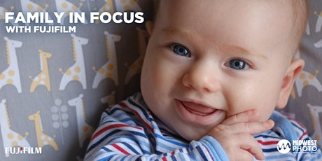 Family in Focus with Christopher Gilbert of Fujifilm (Online) tickets