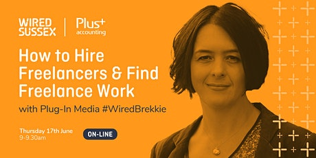 Breakfast Session | How to Hire Freelancers & Find Freelance Work tickets