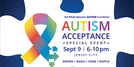 6th Annual Autism  Acceptance Event tickets