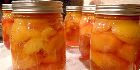Lexington Co-op *In-person* Canning Class: Peaches tickets