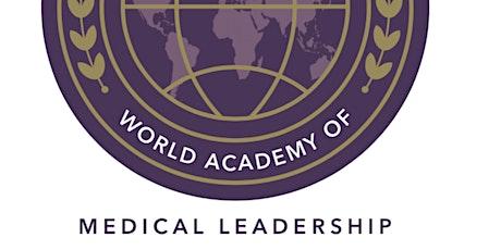 MBA Medical Leadership Summer School tickets