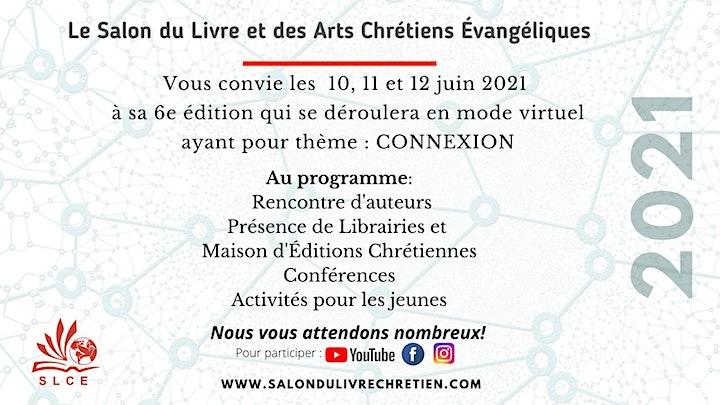 Image de Salon du Livre Chrétien Évangélique -  6ième édition