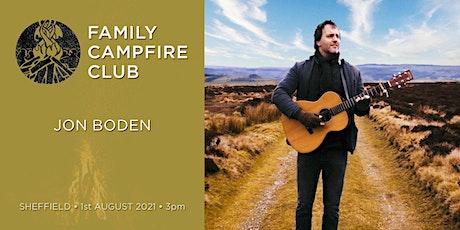 Family Campfire Club Sheffield: Jon Boden tickets