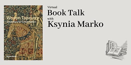 Book Talk with Ksynia Marko biglietti