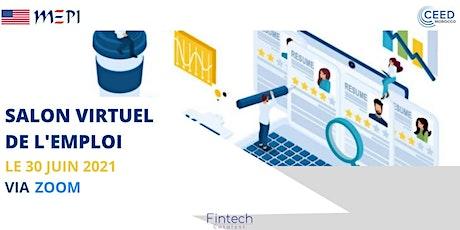 Fintech Catalyst - Salon virtuel de l'emploi billets