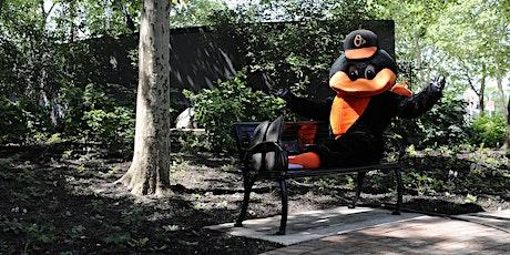 Volunteer at the Oriole Garden- June 25th tickets