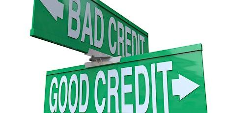 Understanding the Credit Report - PRC   - ZOOM ONLINE6:30 to 8:00pm tickets