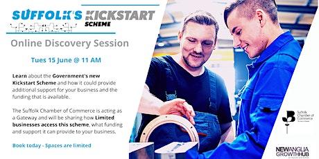 Q&A Kickstart - Apprenticeship  Opportunities tickets