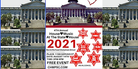 House Music At STATE HOUSE STEPS (4Th Annual) tickets