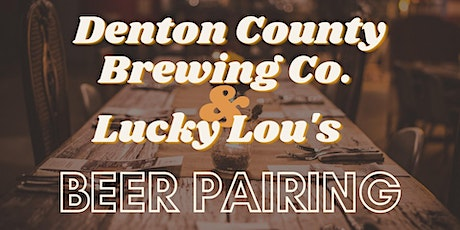 DCBC + Lucky Lou's Beer Pairing: Summer Series One tickets