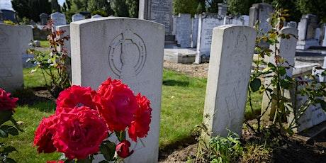 WW1 Walks at Willesden Jewish Cemetery tickets