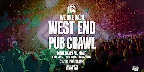 1BNO West End Pub Crawl tickets
