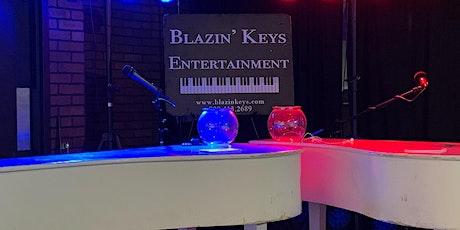 Blazin' Keys Dueling Pianos tickets