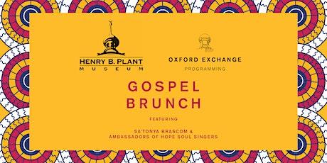 Gospel Brunch with Sa'Tonya Brascom & Ambassadors of Hope Singers tickets