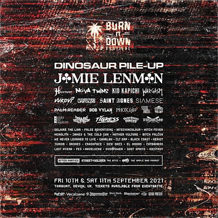 Burn It Down Festival 2021 image