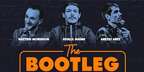 The Bootleg Comedy Club billets