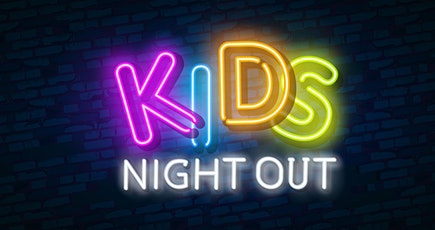 Kids Night Out! - Glow Party! tickets