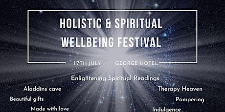 Holistic & Spiritual Wellbeing Festival tickets
