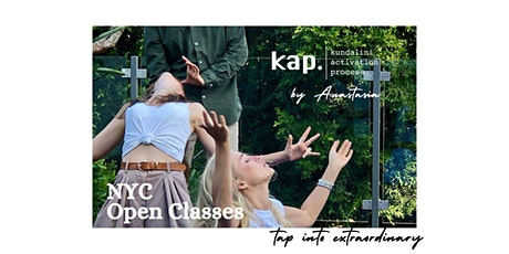 KAP -Kundalini Activation Process tickets
