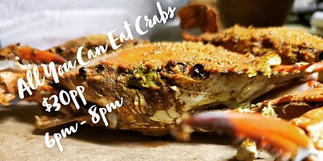 SKEET'S ALL YOU CAN EAT CRABS tickets