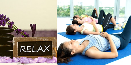 Relaxation Taster Session 1:30pm tickets
