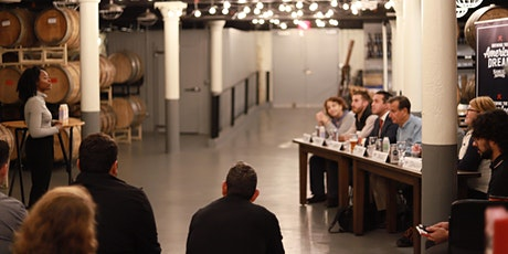 Brewing the American Dream Backyard Pitch Room Competition tickets