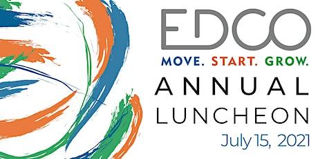 2021 EDCO Annual Luncheon tickets
