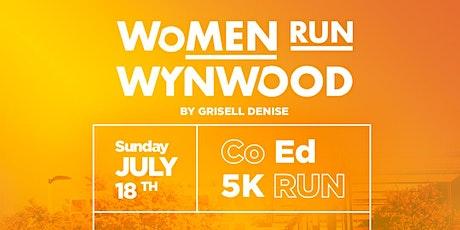 WoMEN RUN Wynwood - Co-ed Edition tickets