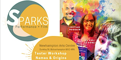 SPARKS - Poetry, storytelling and performance with Ishtaiq & Kuli tickets