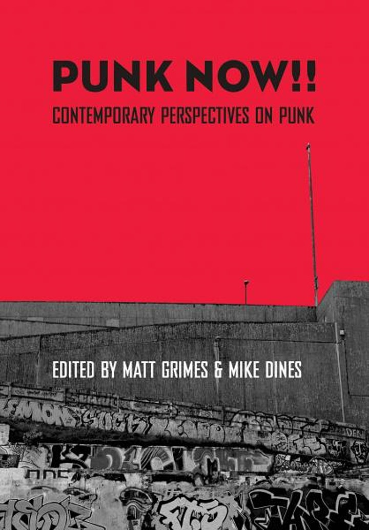 Launch of 'Punk Now!! Contemporary Perspectives on Punk' image