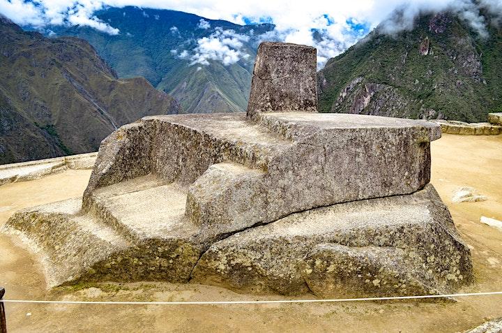 Winter Solstice in Machu Picchu - A virtual visit image