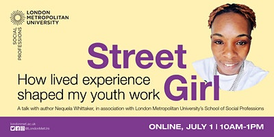 Street Girl – How lived experience shaped my youth work