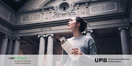Sesión informativa: Máster en Gestión Turística del Patrimonio Cultural UAB entradas