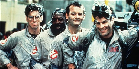 Backyard Movies:  Ghostbusters (1984) tickets