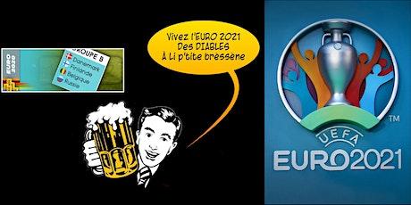 EURO 2020 (ou 21, c'est selon ...) billets