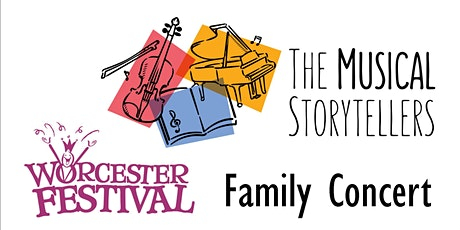 The Musical Storytellers tickets