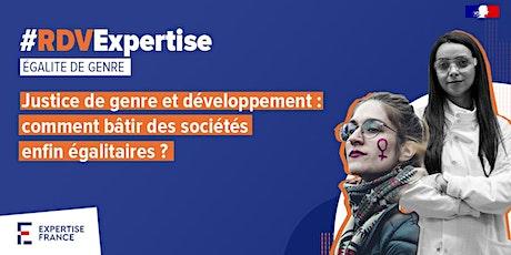 #RDVExpertise - Comment bâtir des sociétés enfin égalitaires ? billets