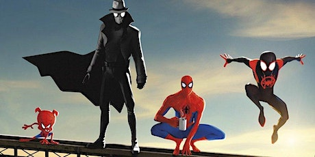 Backyard Movies:  Spider-Man Into the Spiderverse tickets