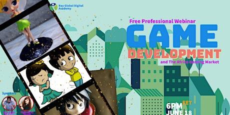 Game Development and Africa Gaming Market biglietti