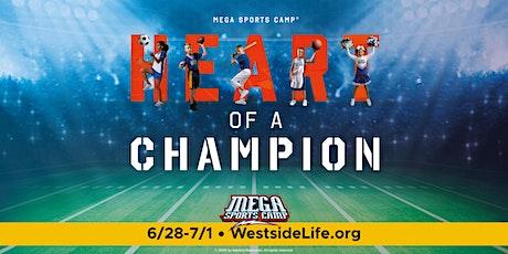 Mega Sports Camp (Bakersfield) tickets