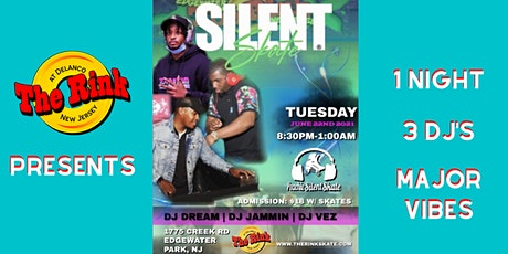 Silent Skate Party @ The Rink tickets