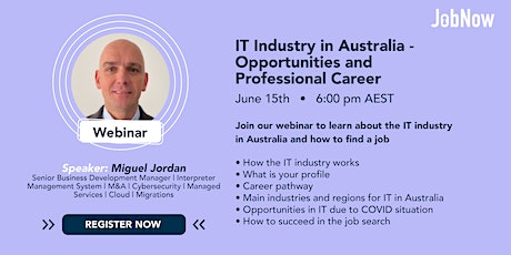 IT Industry in Australia - Opportunities and Professional Career tickets