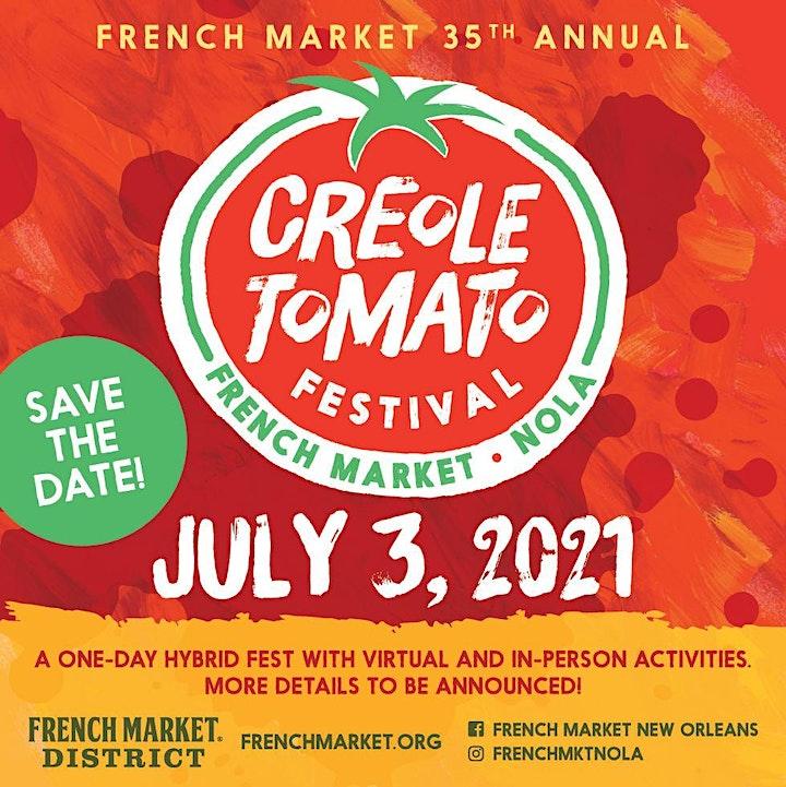 Vine-Ripened Memories: The Origins of The French Market Tomato Festival image