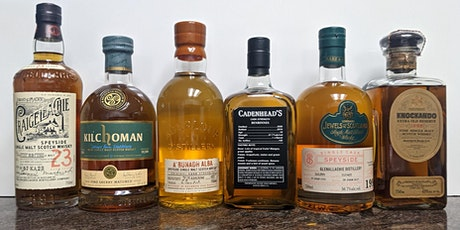 Whisky EDU: Scottish Distilleries A to Z series (9) tickets