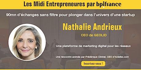 Midi Entrepreneures  #19 billets