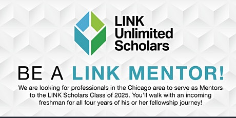 LINK Unlimited Scholars - Mentor Information Session tickets