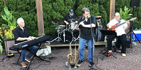 An Outdoor Evening with the Eric Mintel Quartet tickets