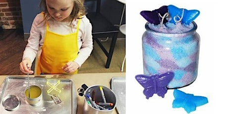 Lets Get Artsy (family candle making class) tickets