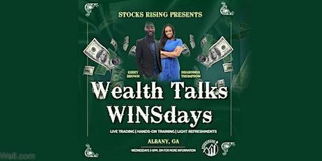 Wealth Talks WINSdays tickets